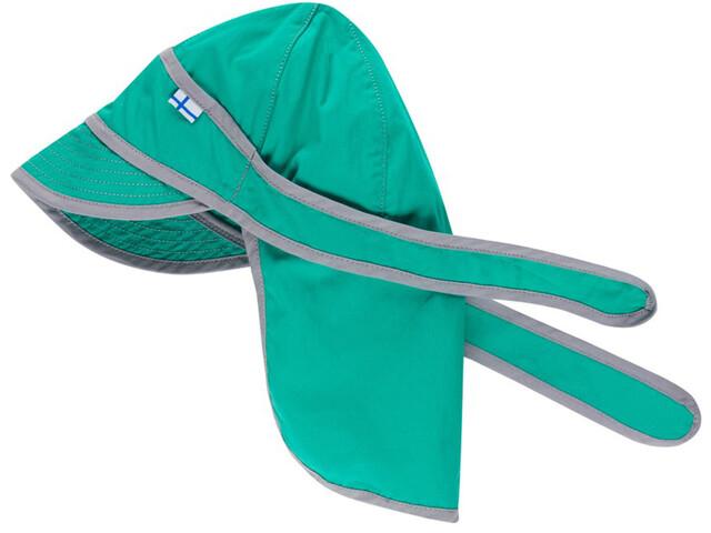 Finkid Varjella Hat emerald/storm